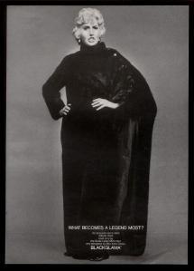 Barbara Stanwyck Blackglama