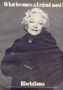 Blackglama Helen hayes