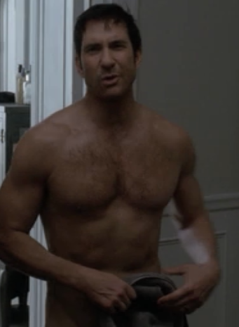 Dylan McDermott hot shirtless 1
