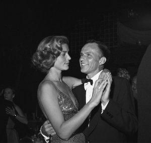Lauren Bacall Frank Sinatra
