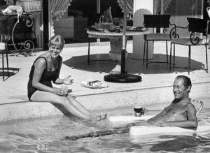 Rachel Roberts Rex Harrison
