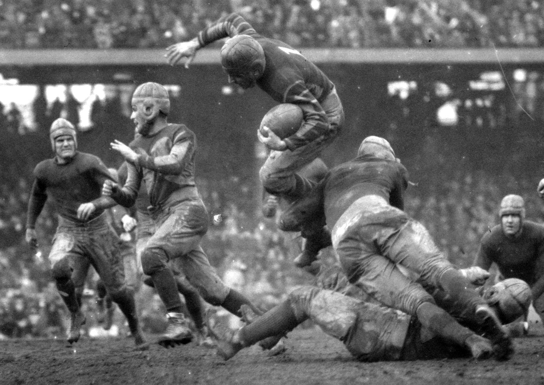 Vintage American Football 104