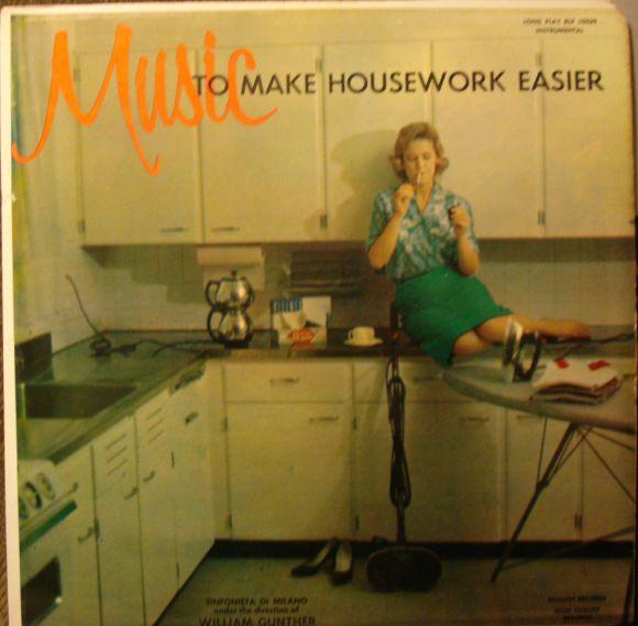 music-to-make-housework-easier