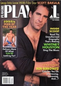 The '90s Hot Man seal of approval: a Playgirl cover