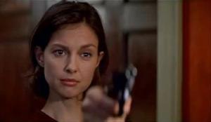 Double jeopardy Ashley Judd gun