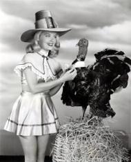 thanksgiving+vintage+hollywood+barbara+bates