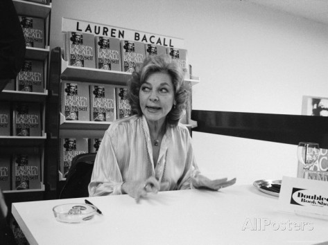alfred-eisenstaedt-actress-lauren-bacall-at-a-book-signing-for-her-new-autobiography-by-myself